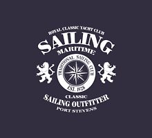 Sailing -  Compass Rose Unisex T-Shirt