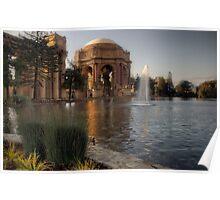 Palace of Fine Arts San Francisco Poster