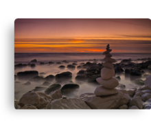 White Balance Canvas Print