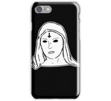 Satanic Mary iPhone Case/Skin