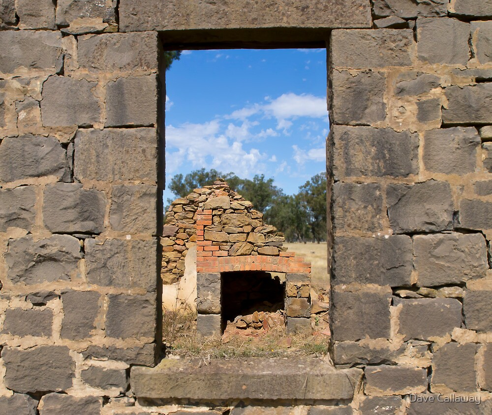 Through the Window - Barfold  by Dave Callaway
