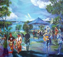 N0 4 Artmix - Norman Point Tin Can Bay QLD by tola