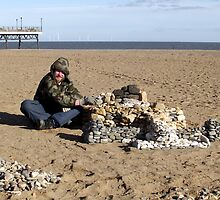 Dr Geebers at Skegness by Stephen Willmer