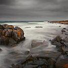 Threatening, East Coast Tasmania by NickMonk