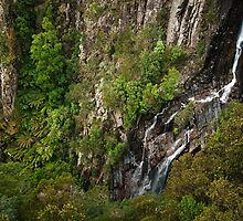 Into the Abyss, Ralph Falls Tasmania by NickMonk