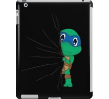 HIDDEN TMNT LEONARDO! iPad Case/Skin