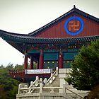 Donghwasa temple, Palgong mountain, Southkorea by NicoleBPhotos