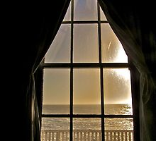 Pacific From Pigeon Point Lighthouse by Scott Johnson