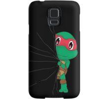 HIDDEN TMNT RAPHAEL ! Samsung Galaxy Case/Skin