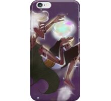space elf exploring for light iPhone Case/Skin