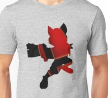 Super Smash Bros: Fox Unisex T-Shirt