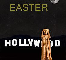 The Scream World Tour Hollywood happy easter by Eric Kempson