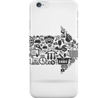 Arrow business7 iPhone Case/Skin