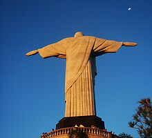 Cristo Redentor by Elliott  Egan