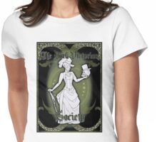 The Dark Victorian Society Womens Fitted T-Shirt