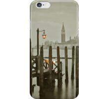 Misty Morning in Venice iPhone Case/Skin