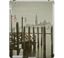 Misty Morning in Venice iPad Case/Skin