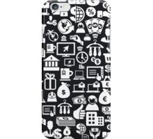 Business a background4 iPhone Case/Skin