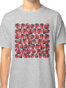 Strawberry print Classic T-Shirt