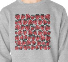 Strawberry print Pullover