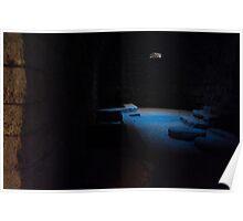 Deep inside Karak Castle Poster