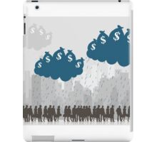 Business a city iPad Case/Skin