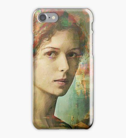 While waiting for Casanova iPhone Case/Skin