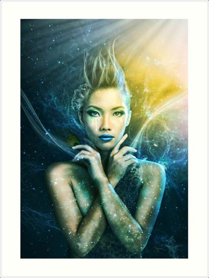 the oracle by Jena DellaGrottaglia