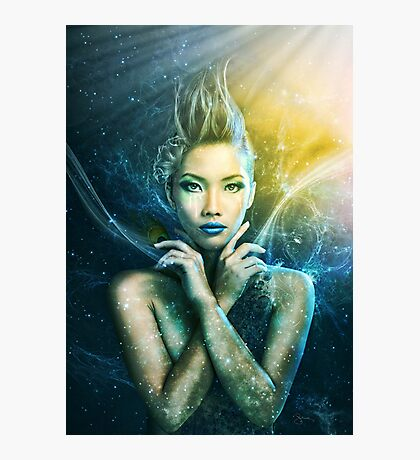 the oracle Photographic Print