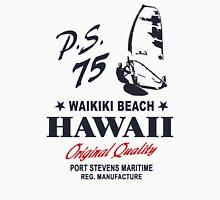 Hawaii Surfing -  Waikiki Beach Unisex T-Shirt