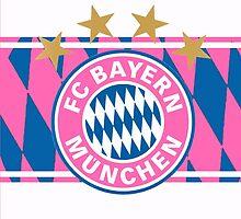 FC Bayern Pink by MisterJfro