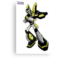 Transformers Animated Prowl Canvas Print