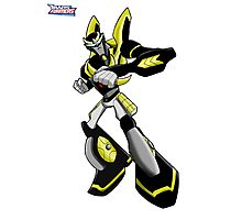 Transformers Animated Prowl Photographic Print