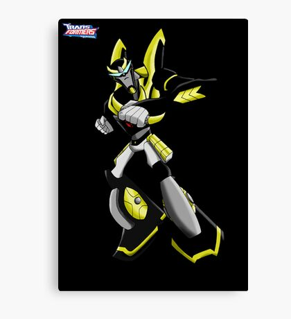 Transformers Animated Prowl 2 Canvas Print