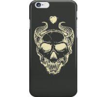 Skull & Heart iPhone Case/Skin
