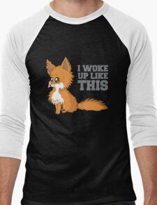 Fox Woke Up Like This Men's Baseball ¾ T-Shirt