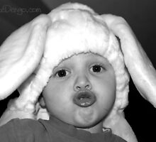 My little bunny by Janette  Dengo