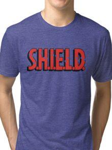 S.H.I.E.L.D.  Tri-blend T-Shirt