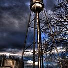 Water Tower - Alvord , Texas by jphall