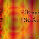 Warm wishes card by sarnia2