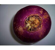 Purple! Photographic Print