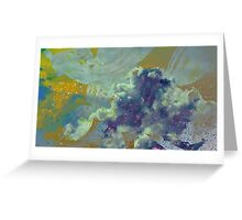 Hyper Nova - Abstract CG Greeting Card