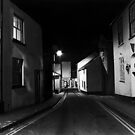 Street Photography at Night by Anna Leworthy