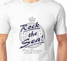 Rock the sea Unisex T-Shirt