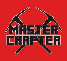 Minecraft - Master Crafter Kids Tee