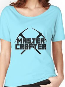 Minecraft - Master Crafter Women's Relaxed Fit T-Shirt