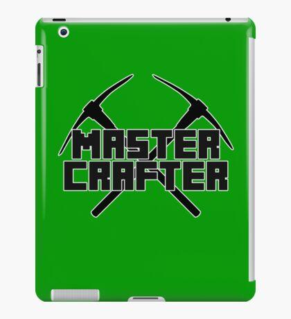 Minecraft - Master Crafter iPad Case/Skin
