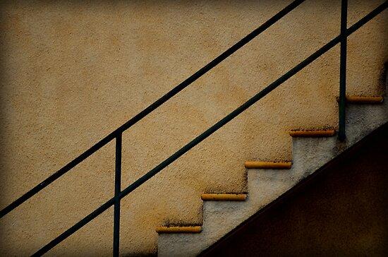 Spanish Steps by Luke Griffin