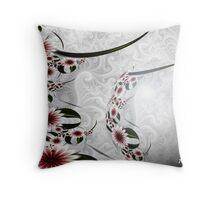 Royal Garden Sphere # 1 Throw Pillow