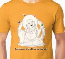The Juggling Buddha Unisex T-Shirt